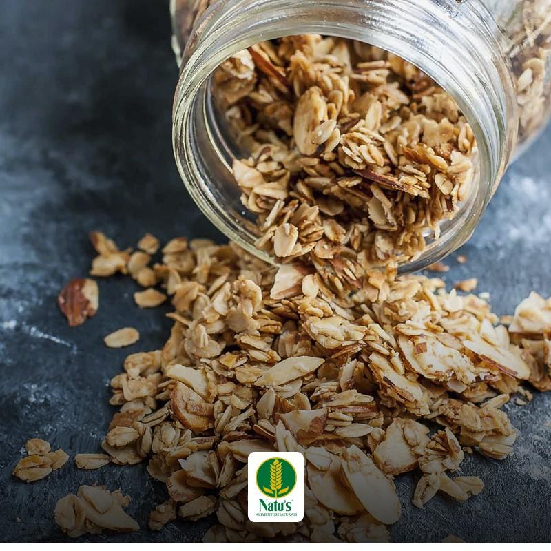 Fabricante de granola integral