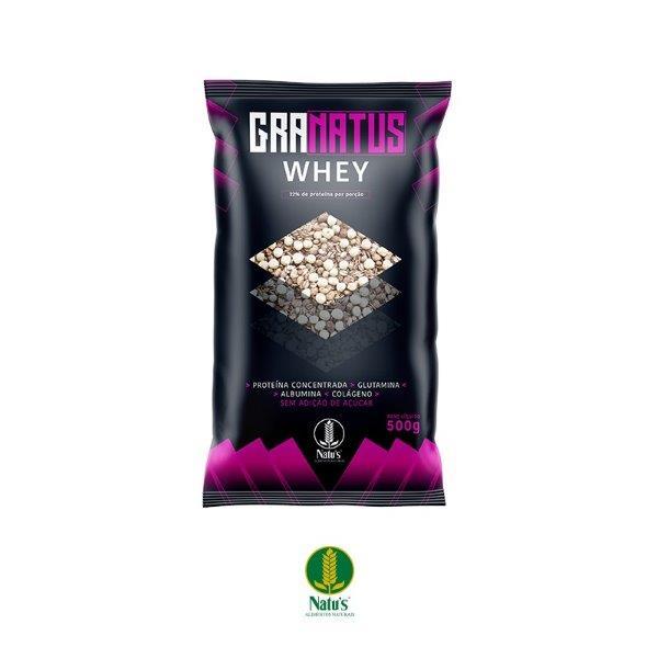 Granolas fitness
