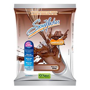 Leite de Soja - Chocolate