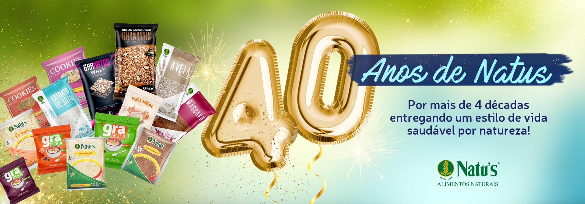 40 anos de Natus