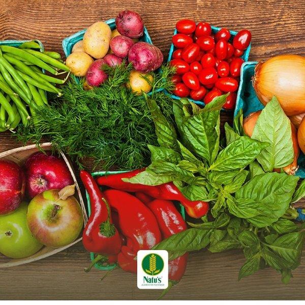 Empresa de alimentos naturais