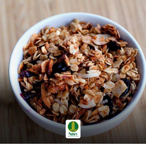 Fabrica de granola orgânica
