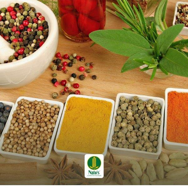 Fornecedores de alimentos naturais