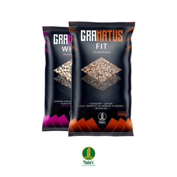 Indústria de granola