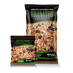 Granatus Premium Mix de Castanhas e Frutas