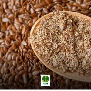 Comprar farinha de linhaça