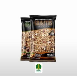 Industria de granola